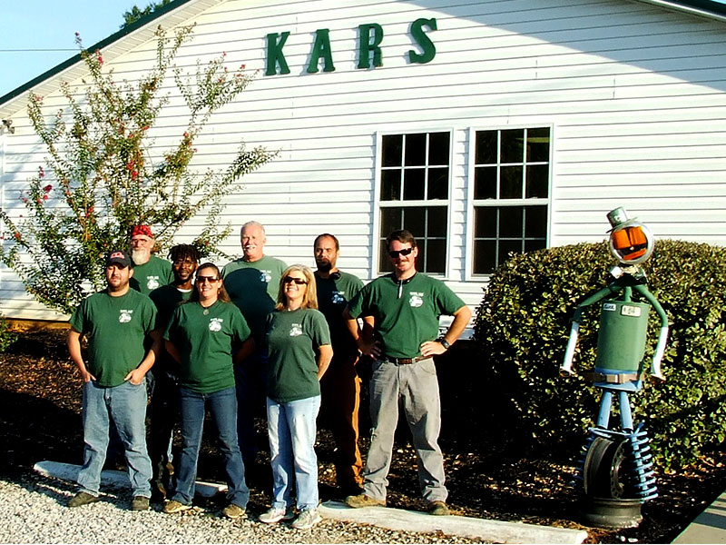The knowledgeable sales and service team at KARS